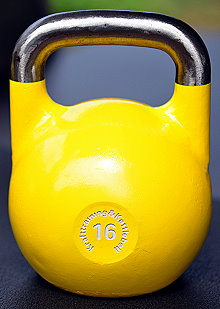 Competition-Kettlebell